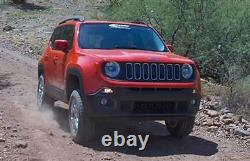 Daystar 1.5 Lift Kit For 2015-2016 Jeep Renegade BU KJ09168BK