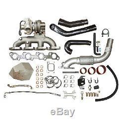 Dts Turbo Kit For Toyota Hilux 3l Turbo System 2.8lt Bolt On Turbo Kit 300dts