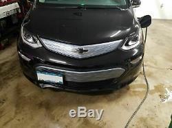 EOS Front Bumper Tow Hook License Plate Bracket For 17-Up Chevrolet Bolt EV
