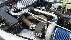 FOR Jeep Wrangler 00-06 TJ OFFROAD TURBO KIT NEW MAKE 40% MORE POWER BOLT ON