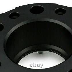 Fits 05-17 Nissan Full Hubcentric 1.5 Wheel Spacers Frontier Pathfinder Xterra