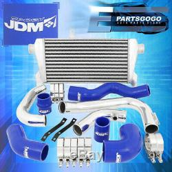 For 02-05 Audi A4 1.8L Turbo Intercooler + Piping Kit Set Performance Upgrade