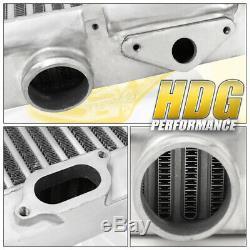 For 02-07 Subaru WRX STI GD GG Top Mount Intercooler Direct Bolt On Performace