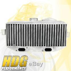 For 02-07 Subaru WRX Turbocharger Tmic Aluminum Intercooler + Y-Piping Kit