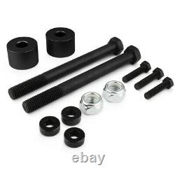 For 07-20 Toyota Tundra 3 Front 1.5 Rear Complete Level Lift Kit Diff Kit TRD