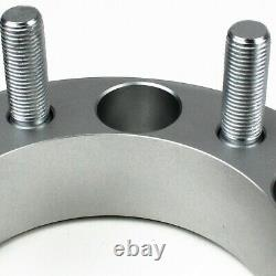For 73-04 Nissan Frontier Pathfinder Xterra 4pc 1.5 Wheel Spacers Kit 6x139.7mm
