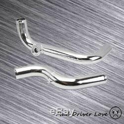 For 92-00 Honda CIVIC Eg Ej 2.5 Aluminum Turbo Intercooler Piping Kit Bolt-on