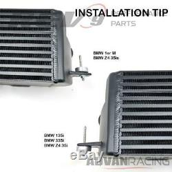 For BMW E82/E88 08-13 Intercooler Upgrade Kit FMIC Bolt On Performance