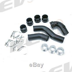 For BMW F26 X4 28iX N20 Motor 15-18 Bolt-On Intake & Intercooler Charge Pipe Kit