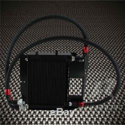 For Bmw 3 Series 335i N54 Upgrade 25 Row Bolt On Oil Cooler Kit