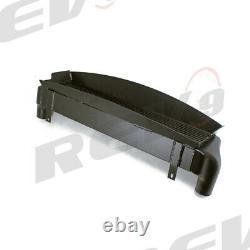 For FOCUS ST 13-18 FMIC Black Front Mount Intercooler Kit Bolt On Upgrade 400HP+