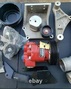 For Ford Super Duty 6.0 6.4 v8 Muncie Power Take Off PTO Complete Bolt on Kit