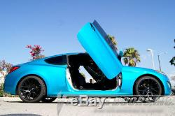 For Genesis Coupe 09-15 Vertical Doors Inc Lambo Door Kit VDI Bolt On