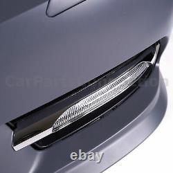 Front Bumper Cover For Mercedes Benz E-Class W212 2012-2013 AMG Pkg Style E350