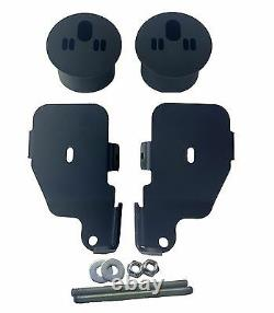 Front & Rear Air Bags with Brackets Air Ride Suspension For 1965-70 Chevy Impala