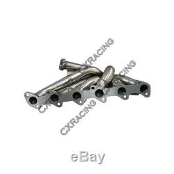 GT35 Turbo Downpipe kit Bolt on For 84-91 BMW 3-Series E30 325