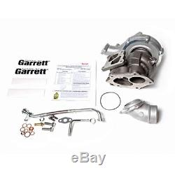 Garrett Bolt-on Stock Location Gt3076r Turbo Kit For 08-15 Mitsubishi Evo X 10
