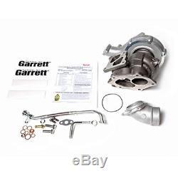 Garrett Bolt-on Stock Location Gt3582r Turbo Kit For 08-15 Mitsubishi Evo X 10