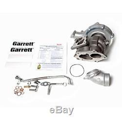 Garrett Bolt-on Stock Location Gtx3076r Turbo Kit For 08-15 Mitsubishi Evo X 10