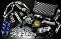 Greddy Bolt-on Turbo Kit For Mazda Rx-8 Se3p 11540401