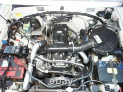 HPD turbo diesel Front Mount Intercooler BOLT-ON Kit FOR Toyota Hilux 5L/LE