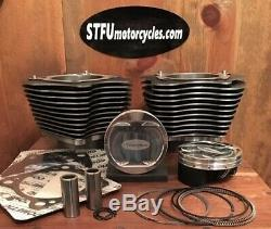 Harley-Davidson M8 114 to 128 Bolt-On Big Bore Kit for Softail & Touring