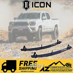 ICON 1.5 Lift Rear Add a Leaf Kit Expansion Pack For 96-20 Toyota Tacoma 51100