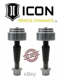 ICON Delta Joint Retrofit Ball Joint Kit For 07-14 Toyota FJ Cruiser 614551