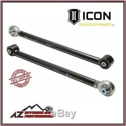 ICON Tubular Steel Rear Lower Link Arms Kit For 03-20 Toyota 4 Runner 54000T