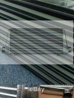 Intercooler + Bolt-on Piping Full Kit For Nissan Skyline Gtt Rb25det Neo6 R34