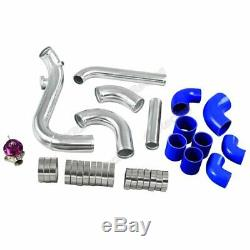 Intercooler Kit Bolt-on BOV For 89-05 Mazda Miata MX-5 T28 1.6L/1.8L Motor