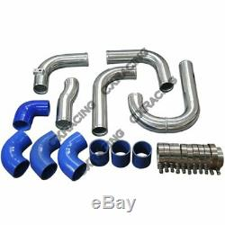 Intercooler + Piping Kit For 2013+ Ford Focus ST 2.0 Turbo Bolt On