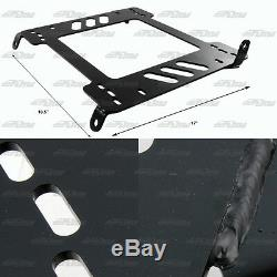 JDM Planted Racing Seat Mounting Bracket Adapter For 1994-2001 Acura Integra