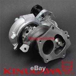 Kinugawa Billet Turbo for Mitsubishi 4B11T EVO 10 TD06H-25G Bolt-On with Kit