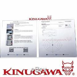 Kinugawa Twin Turbo Kit TD05H-18G-8cm For Nissan Skyline GT-R RB26DETT & Bolt-On