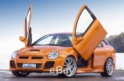 LSD Doors Lambo Style Vertical Front Door Kit for Dodge Neon 4dr. 95-99