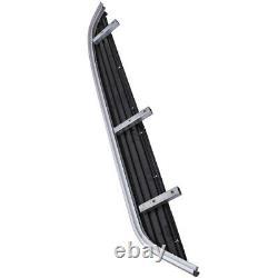 Left+Right Aluminium Running Boards Side Steps for Land Rover Freelander 2 07-15