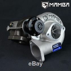 MAMBA 2x GTX turbo + full line bolt-on kit 700hp for NISSAN SKYLINE GTR R33 RB26