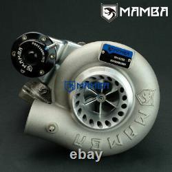 MAMBA Billet TD05H-18G 6CM Turbo FULL KIT bolt-on FOR Nissan TD42 GU PATROL