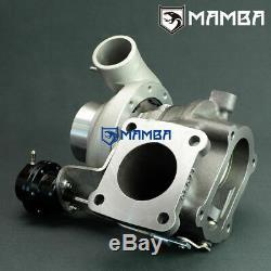 MAMBA GTX TD05H-18G 7cm TURBO BOLT-ON KIT FOR TOYOTA LandCruiser 1HZ 4.0 Diesel