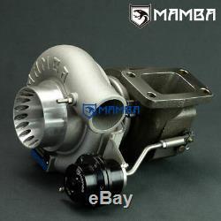 MAMBA GTX TD05H-18G 8cm BOLT-ON Turbocharger Low Mount KIT For Nissan TD42 GQ