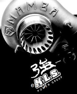 Mamba Gtx3584r Gtx Ball Bearing Bolt On Turbocharger Kit For Ford Falcon Fg Xr6