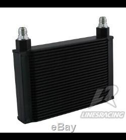 Oil Cooler Kit Upgrade For Bmw 3 Series 335i E90 N54 25 Row Bolt On Black