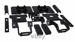 Over Load Level Black Gauge Air Helper Spring Kit Fits 2005-2010 Ford F250 2wd