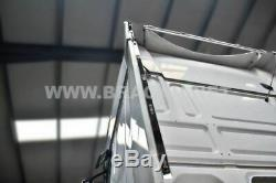 Perimeter Kit + LEDs For DAF XF 106 Super Space Stainless Vertical Light Strips