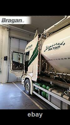 Perimeter Kit + LEDs For New Generation Scania R Series High Cab 2017+ Stainless