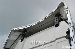 Perimeter Kit + LEDs For Renault T Range Polished Stainless Steel Light Strips