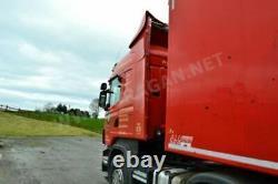 Perimeter Kit + LEDs For Scania P G R 6 Series Highline 2009+ Stainless Strips