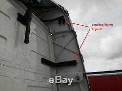 Perimeter Kit + LEDs For Volvo FH4 Globetrotter XL 13+ Stainless Steel Vertical