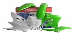 Polisport Complete Stock Green Plastic Kit For Kawasaki KX 450 F 06-08 90114